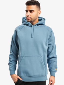Carhartt WIP Hoodie Hooded Chase blue