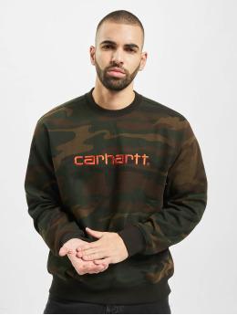 Carhartt WIP Jersey Label  camuflaje