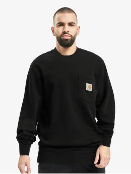 Carhartt WIP Jersey Pocket  negro