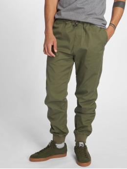 Carhartt WIP Jogging kalhoty Madison zelený