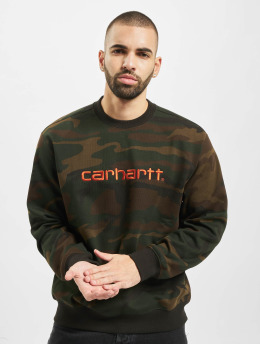 Carhartt WIP Jumper Label  camouflage