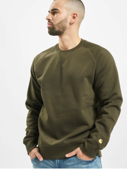 Carhartt WIP Jumper Chase  green
