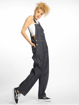 Carhartt WIP Kalhoty s laclem Jay Bib modrý