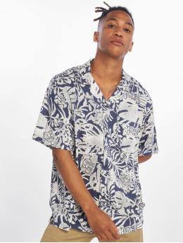 Carhartt WIP Košile Tiki Mono modrý