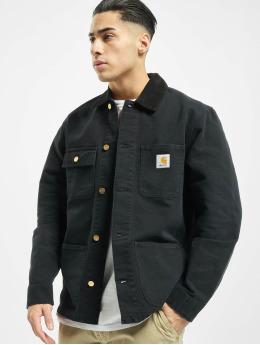 Carhartt WIP Kurtki przejściowe Michigan Coat czarny
