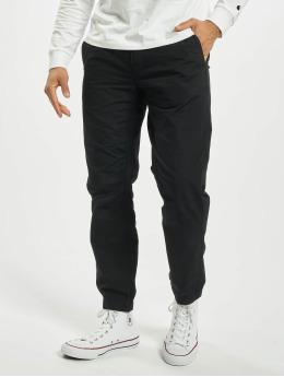 Carhartt WIP Látkové kalhoty Coleman  čern
