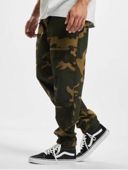 Carhartt WIP Látkové kalhoty Marshall  kamufláž