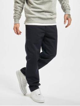 Carhartt WIP Látkové kalhoty Master  modrý