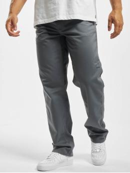 Carhartt WIP Løstsittende bukser Denison Twill  grå