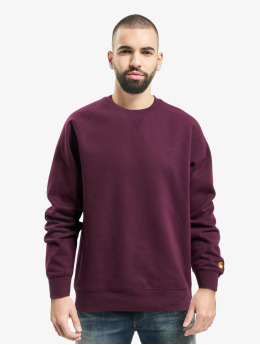 Carhartt WIP Maglia Chase  rosso