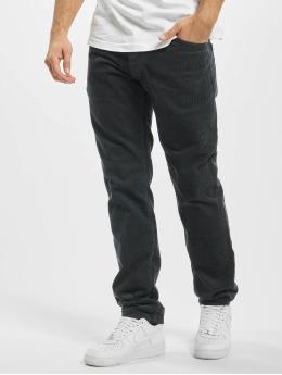 Carhartt WIP Manšestrové kalhoty Klondike  šedá