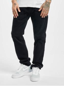 Carhartt WIP Manšestrové kalhoty Klondike modrý
