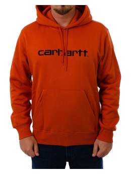 Carhartt WIP Mikiny Carhartt  oranžová