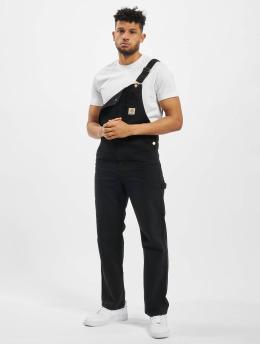 Carhartt WIP Nohavice na traky Bib èierna