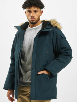 Carhartt WIP Parka Anchorage  blau