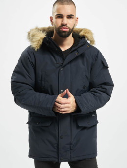 Carhartt WIP Parka Anchorage blue