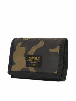Carhartt WIP Peňaženky Ashton  maskáèová