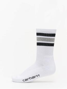 Carhartt WIP Ponožky College biela