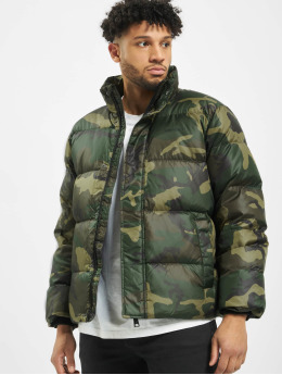 Carhartt WIP Puffer Jacket Deming camouflage
