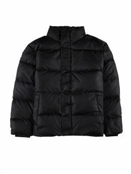 Carhartt WIP Puffer Jacket Deming schwarz