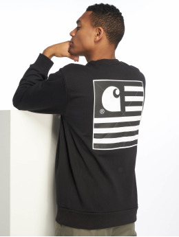 Carhartt WIP Pullover State Patch black
