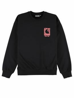 Carhartt WIP Pullover Body & Paint schwarz