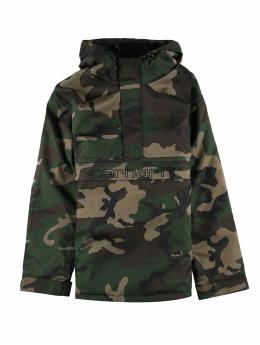 Carhartt WIP Puserot Visner camouflage
