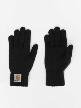 Carhartt WIP Rękawiczki Watch  czarny