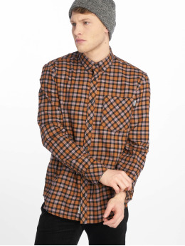 Carhartt WIP Shirt Lanark brown