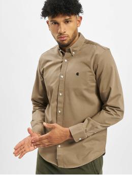 Carhartt WIP Shirt Madison brown