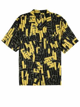 Carhartt WIP Skjorter Fela Kuti Viscose mangefarget