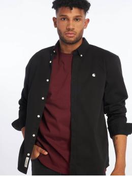 Carhartt WIP Skjorter Madison svart