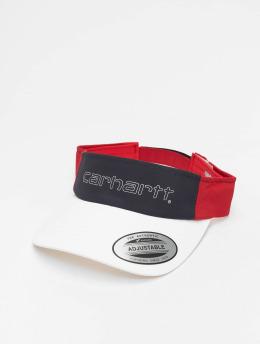 Carhartt WIP Snapback Caps Terrace bílý