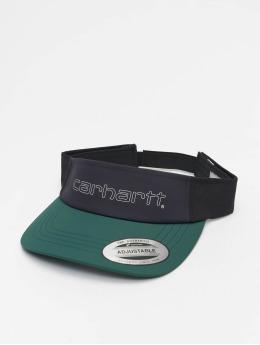 Carhartt WIP Snapback Caps Terrace grøn