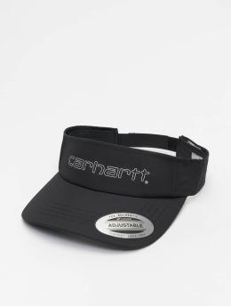 Carhartt WIP Snapback Caps Terrace svart
