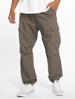 Carhartt WIP Spodnie Chino/Cargo Columbia Ripstop Cotton szary