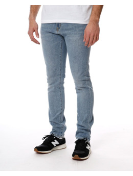 Carhartt WIP Straight Fit Jeans Rebel blå