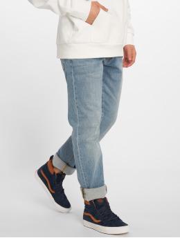 Carhartt WIP Straight Fit Jeans Mills Klondike blå