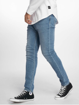 Carhartt WIP Straight Fit Jeans Coast blå