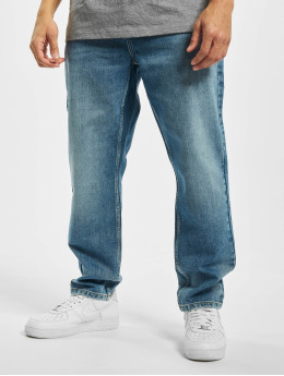 Carhartt WIP Straight Fit Jeans Carhartt WIP Klondike Pants Black blau