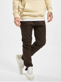 Carhartt WIP Straight Fit Jeans Vicious  brown