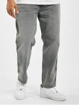 Carhartt WIP Straight Fit Jeans Penrod  grå