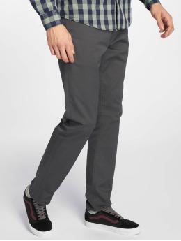 Carhartt WIP Straight Fit Jeans Klondike grau