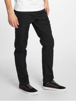 Carhartt WIP Straight Fit Jeans Klondike svart