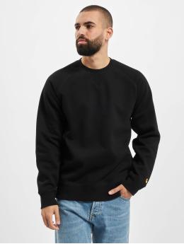 Carhartt WIP Swetry Chase czarny