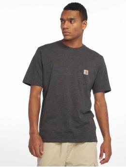 Carhartt WIP T-paidat Pocket musta