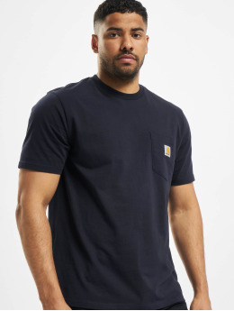 Carhartt WIP T-shirt Pocket  blå