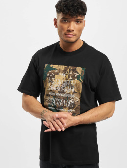Carhartt WIP T-shirt Camo Mil mimetico