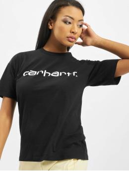 Carhartt WIP T-Shirt S/S Script schwarz