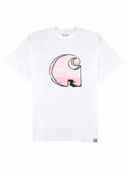 Carhartt WIP T-Shirt Way Through weiß